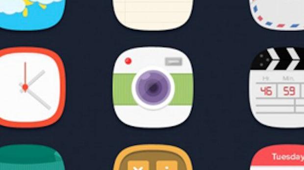 Flat-Design: 15 kostenlose Icon-Sets für dein Projekt