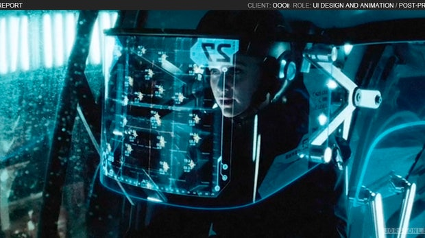 Datenbank: Die coolsten User-Interfaces aus Kinofilmen