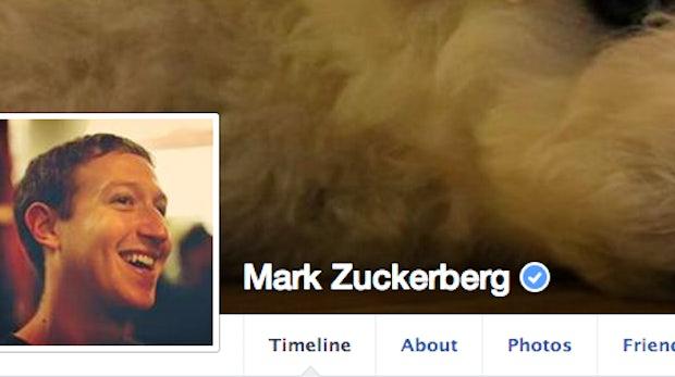 Facebook-Sicherheitslücke: Security-Experte postet an Mark Zuckerbergs Pinnwand