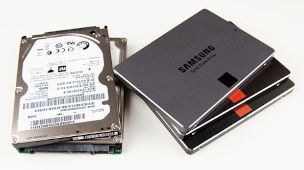 Samsung SSD 840 EVO: So schnell wird Windows 8 mit einer aktuellen SSD