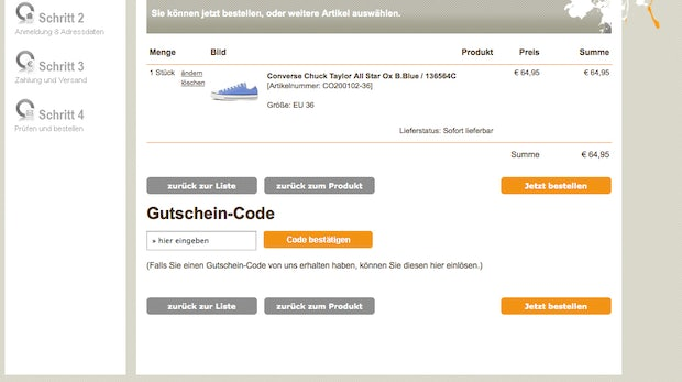 (Screenshot: runmarkt.de)