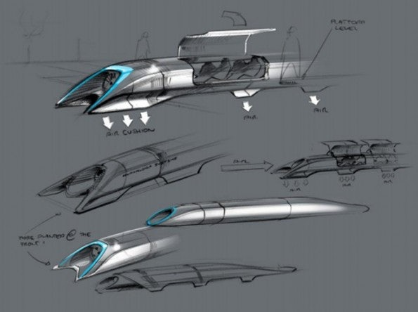 Hyperloop: