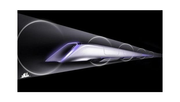 Hyperloop. (Bild: Hyperloop)