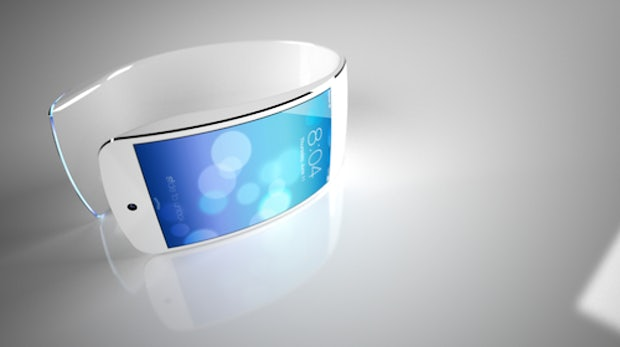 iWatch mit iOS 7: Video und Bilder zeigen extrem schickes Konzept des Apple-Gadgets