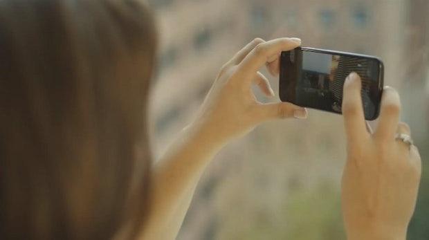 Smartphone genügt 34 Prozent der Deutschen für Fotos