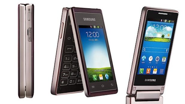 Samsung Hennessy: Die Rückkehr der Klapphandys