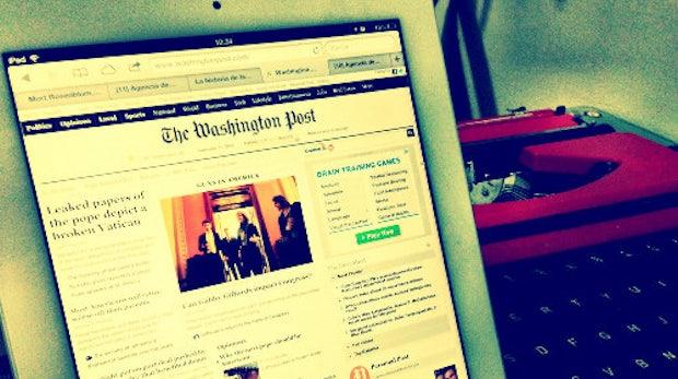 Ich kauf mir eine Zeitung: Amazon-Gründer Bezos übernimmt Washington Post