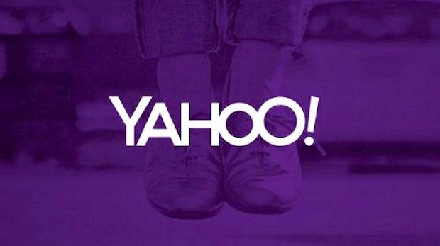 Yahoo: 30 Tage – 30 Logos