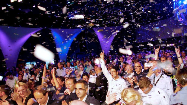 "dmexco-Party: OnPage.org und t3n feiern ""Startup of the Year Bash"""