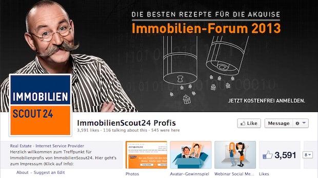 Fanpage-Splitting: Warum ImmobilienScout24 sich für verschiedene Fanpages entschieden hat