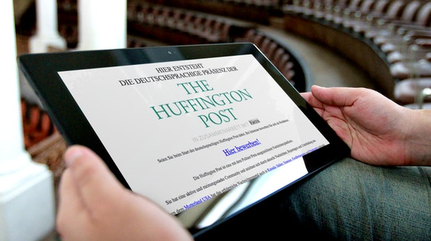 Huffington Post Deutschland - Das denken Journalisten und Blogger über die Plattform [Teil 1]