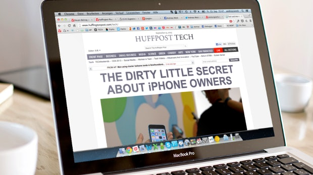 Huffington Post Deutschland: Zukunftsweisend oder Anti-Geschäftsmodell des digitalen Journalismus? [Kommenar]