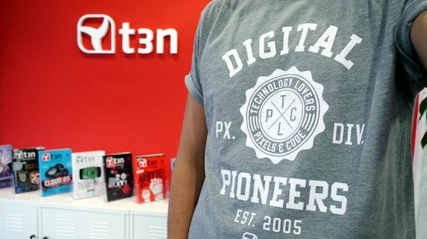 Das neue t3n-Shirt ist da! [+Gewinnspiel]