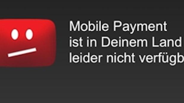 Mobile Payment in Deutschland. Eine Übersicht.