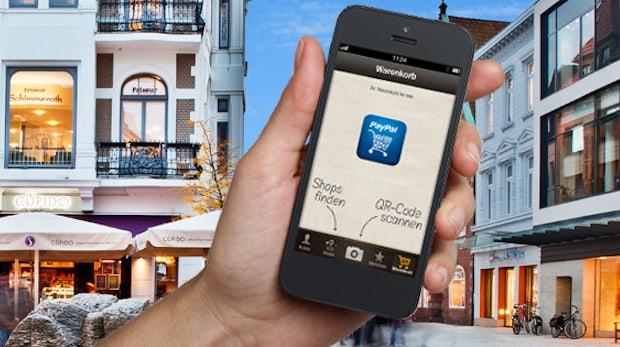 Nichts verkauft: PayPals QR-Code-Shoppingmeile floppt