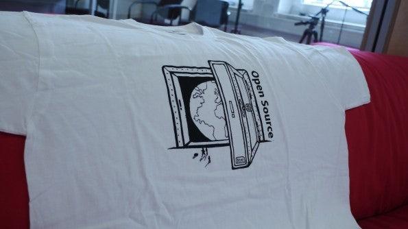 Das t3n-Shirt aus dem Jahr 2006.