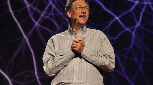 Forbes-Liste: Bill Gates bleibt mit Abstand Nummer 1 der reichsten Tech-Milliardäre
