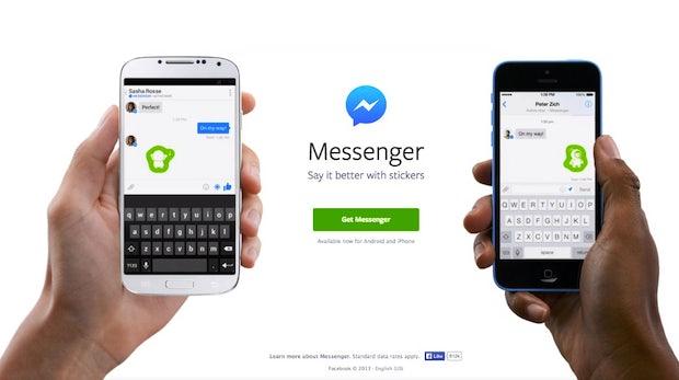 Facebook Messenger: Neue Version im iOS-7-Style ab heute für alle erhältlich