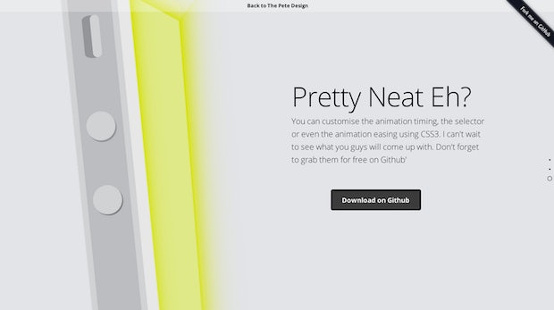 """One Page Scroll"" – Apples Webdesign für jedermann"