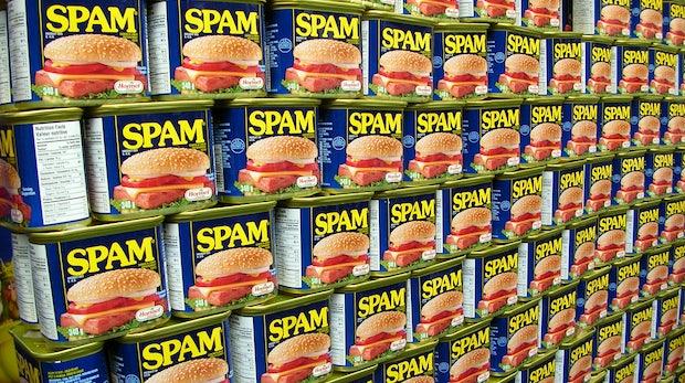 Du fühlst dich besser? Vielleicht, weil nur noch 49,7 Prozent deiner E-Mails Spam sind