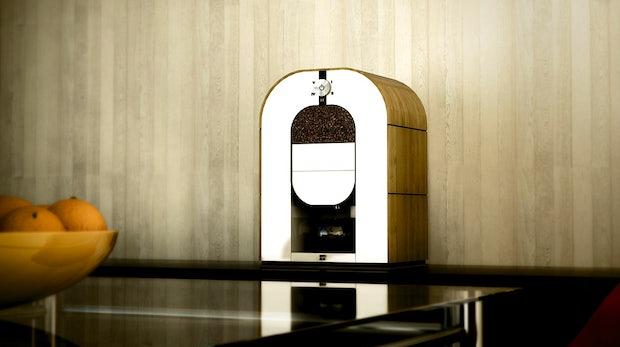 Kaffeerevolution dank Kickstarter? Startup Bonaverde wirbt für erste Röst-Mahl-Brüh-Kaffeemaschine der Welt