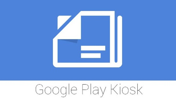 Google Play Kiosk ersetzt Currents