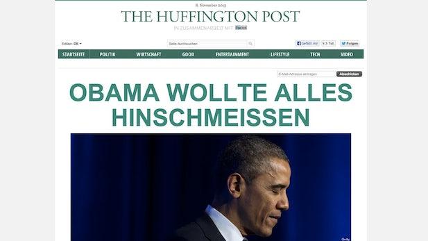So ist die Huffington Post Deutschland gestartet: Ein Blick auf Traffic und Reichweite