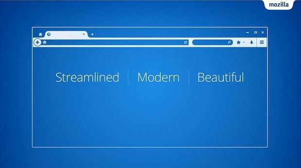 Firefox-Redesign: So sieht die neue Australis-Oberfläche des Browsers aus