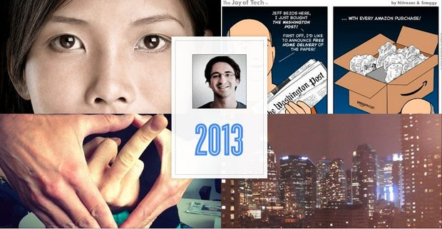Individueller Jahresrückblick: Das waren deine Facebook-Highlights 2013