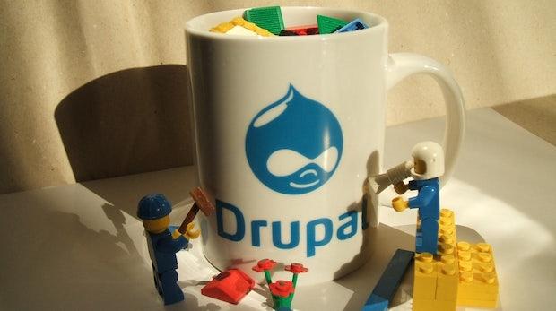 Open-Source-CMS Drupal: Kritische Lücke bringt Nutzer in Handlungsnot