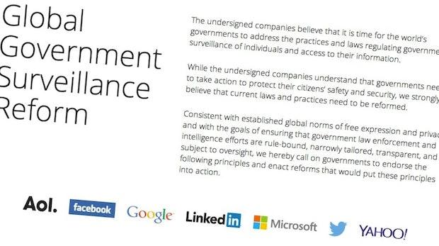 Apple, Google und Co vs. NSA  – Warum die Aktion der IT-Konzerne richtungsweisend ist