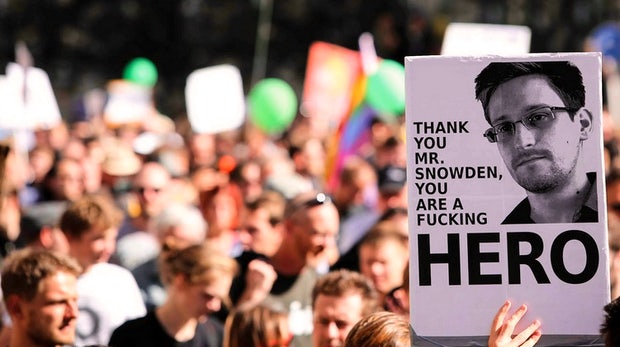 Ein Zeichen gegen Überwachung: Edward Snowden ist für den Friedensnobelpreis nominiert