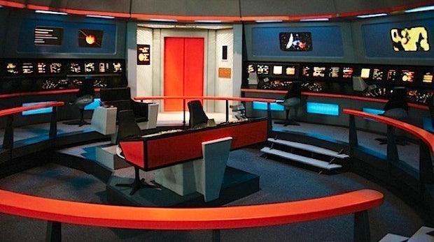 Spock im Wohnzimmer: Geek zahlt 30.000 US-Dollar für eine Wohnung im Enterprise-Stil