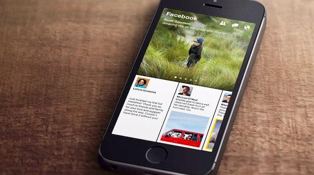 "Facebook 2.0: So bekommt ihr die neue Facebook-App ""Paper"" auf euer iPhone"