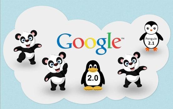 SEO: Die größten Google-Updates in 2013
