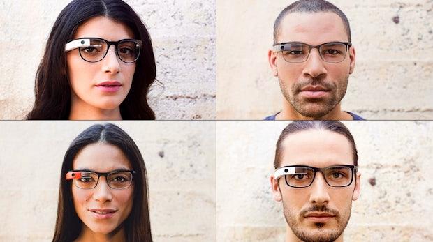 Google Glass: Ab jetzt in Sehstärke und mit vier Gestellen aus Titanium erhältlich