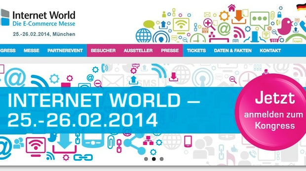 Internet World Messe zeigt die wichtigsten Trends im Online-Marketing 2014