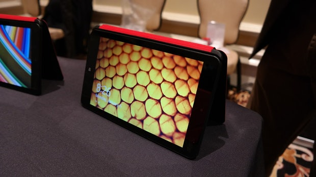 CES 2014: Lenovo ThinkPad 8 – Das schönste Windows-Tablet der Messe