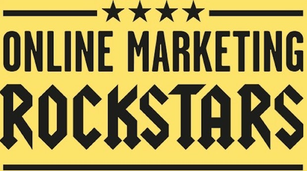 Online-Marketing satt mit Top-Speakern auf der Online Marketing Rockstars