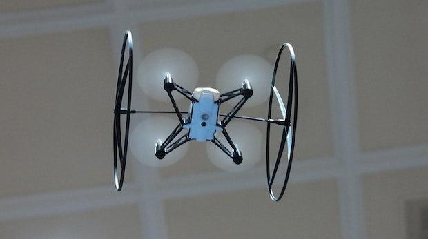 CES 2014: Parrot MiniDrone – Liebling, ich habe die Drohne geschrumpft