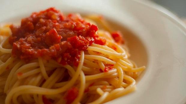 3D-Druck zum Anbeißen: Barilla will Spaghetti drucken