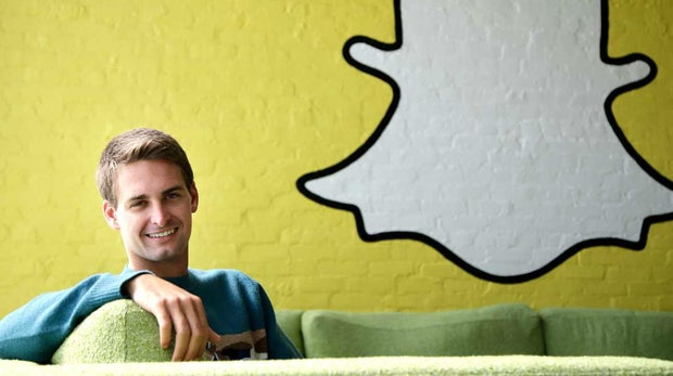 Frisches Kapital für Snapchat: 23 Geldgeber investieren 500 Millionen Dollar