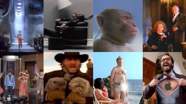 """Die 25 besten Werbespots der Tech-Geschichte – Von Apples """"1984"""" bis Googles """"Parisian Love"""""""