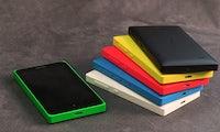 MWC 2014: Nokia X im Hands-On – Android-Phones von Nokia für unter 100 Euro