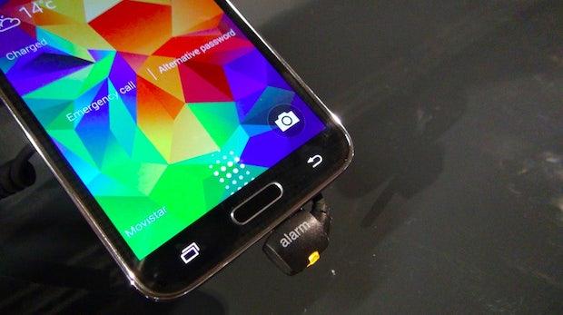 MWC 2014: Samsung Galaxy S5 – Das wasserdichte Flaggschiff mit Herzfrequenz-Sensor im Hands-On