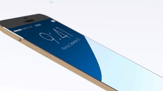 "iPhone 6: Konzept-Video zeigt ""Retina-Two-Display"" in schlankem Gehäuse"