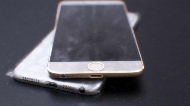 iPhone 6: Vermeintliche Bilder offenbar nur Renderings