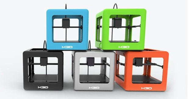 The Micro: Günstiger 3D-Drucker sammelt an einem Tag die erste Million auf Kickstarter [Update]