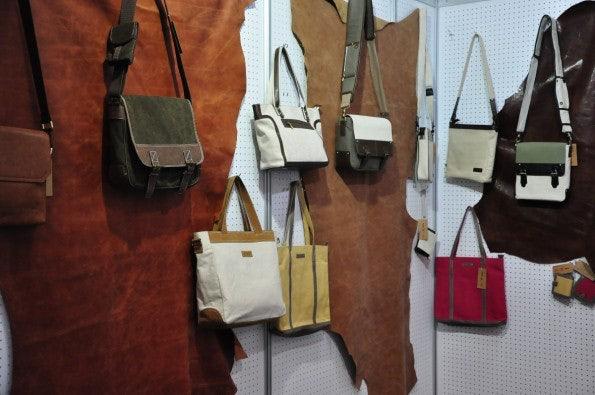 Taschen. Alles andere als digitales Spielzeug. (Foto: t3n.de)