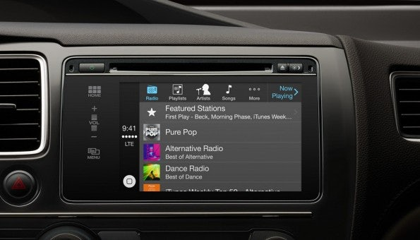 """Android Auto"" – eine dreiste Kopie von Apples CarPlay? (Quelle: apple.com)"